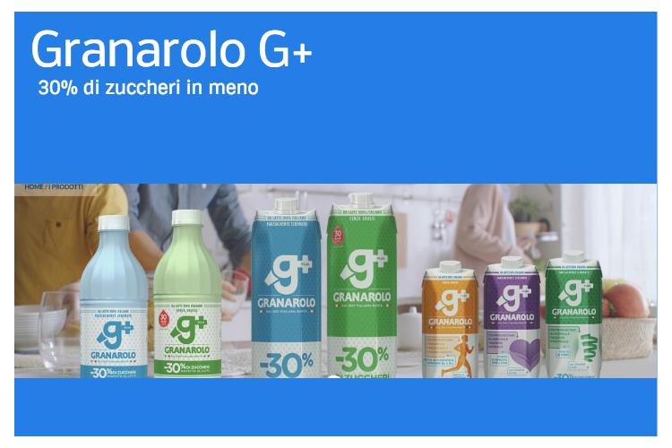 Granarolo G+ con magnesio