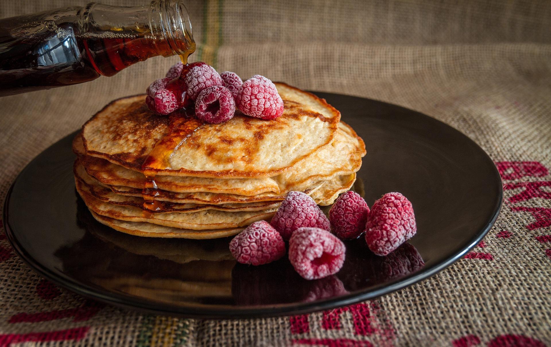 pancake proteico